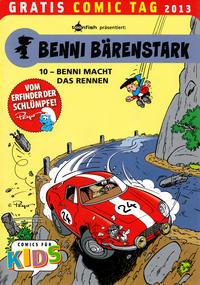 Cover Thumbnail for Benni Bärenstark (Splitter Verlag, 2013 series)