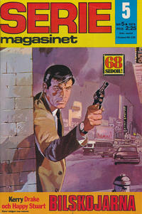 Cover Thumbnail for Seriemagasinet (Semic, 1970 series) #5/1974