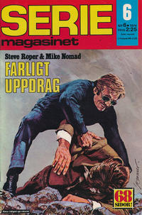 Cover Thumbnail for Seriemagasinet (Semic, 1970 series) #6/1974