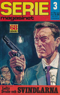Cover Thumbnail for Seriemagasinet (Semic, 1970 series) #3/1974