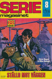 Cover Thumbnail for Seriemagasinet (Semic, 1970 series) #8/1974