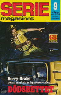 Cover Thumbnail for Seriemagasinet (Semic, 1970 series) #9/1974