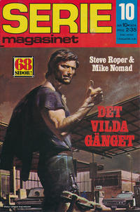 Cover Thumbnail for Seriemagasinet (Semic, 1970 series) #10/1974