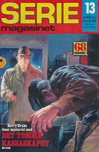 Cover Thumbnail for Seriemagasinet (Semic, 1970 series) #13/1974