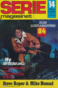 Cover Thumbnail for Seriemagasinet (Semic, 1970 series) #14/1974
