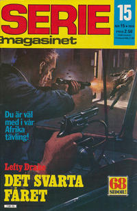 Cover Thumbnail for Seriemagasinet (Semic, 1970 series) #15/1974