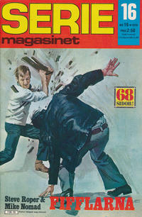 Cover Thumbnail for Seriemagasinet (Semic, 1970 series) #16/1974