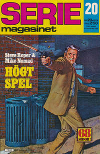 Cover Thumbnail for Seriemagasinet (Semic, 1970 series) #20/1974