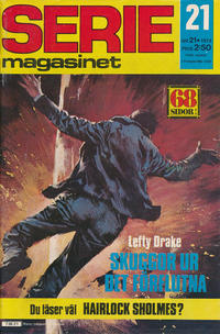 Cover Thumbnail for Seriemagasinet (Semic, 1970 series) #21/1974