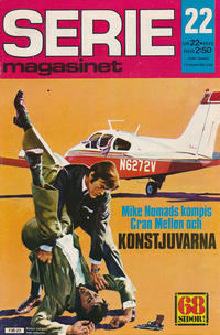 Cover Thumbnail for Seriemagasinet (Semic, 1970 series) #22/1974