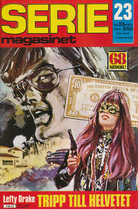 Cover Thumbnail for Seriemagasinet (Semic, 1970 series) #23/1974