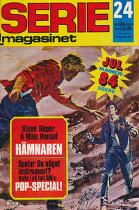 Cover Thumbnail for Seriemagasinet (Semic, 1970 series) #24/1974