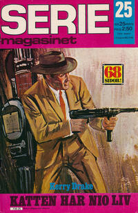 Cover Thumbnail for Seriemagasinet (Semic, 1970 series) #25/1974