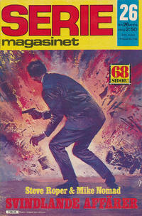 Cover Thumbnail for Seriemagasinet (Semic, 1970 series) #26/1974
