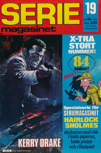 Cover Thumbnail for Seriemagasinet (Semic, 1970 series) #19/1974