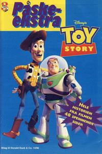 Cover Thumbnail for Donald Duck & Co Ekstra [Bilag til Donald Duck & Co] (Hjemmet / Egmont, 1985 series) #3/1996