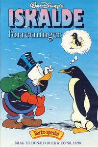 Cover Thumbnail for Bilag til Donald Duck & Co (Hjemmet / Egmont, 1997 series) #15/1998