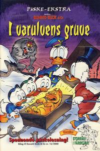Cover Thumbnail for Bilag til Donald Duck & Co (Hjemmet / Egmont, 1997 series) #16/2000