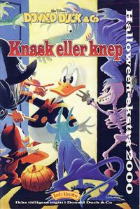 Cover Thumbnail for Bilag til Donald Duck & Co (Hjemmet / Egmont, 1997 series) #43/2000