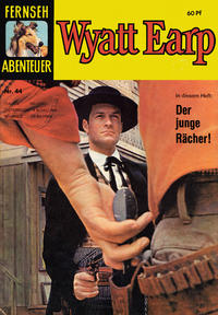 Cover Thumbnail for Fernseh Abenteuer (Tessloff, 1960 series) #44