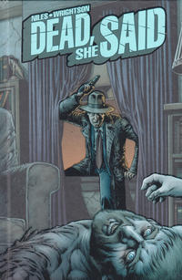 Cover Thumbnail for Dead, She Said (IDW, 2008 series)