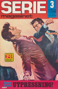 Cover Thumbnail for Seriemagasinet (Semic, 1970 series) #3/1975