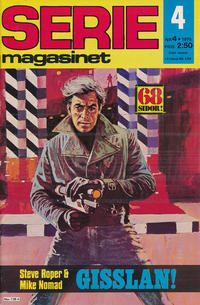 Cover Thumbnail for Seriemagasinet (Semic, 1970 series) #4/1975