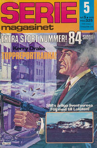 Cover Thumbnail for Seriemagasinet (Semic, 1970 series) #5/1975