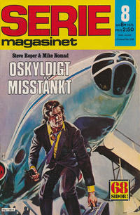 Cover Thumbnail for Seriemagasinet (Semic, 1970 series) #8/1975