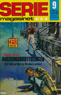 Cover Thumbnail for Seriemagasinet (Semic, 1970 series) #9/1975
