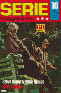 Cover Thumbnail for Seriemagasinet (Semic, 1970 series) #10/1975