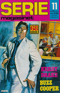 Cover Thumbnail for Seriemagasinet (Semic, 1970 series) #11/1975