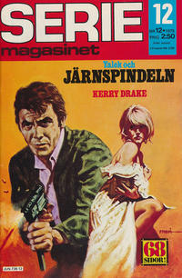 Cover Thumbnail for Seriemagasinet (Semic, 1970 series) #12/1975