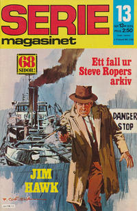 Cover Thumbnail for Seriemagasinet (Semic, 1970 series) #13/1975
