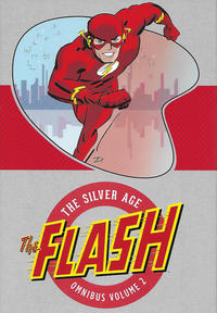 Cover Thumbnail for The Flash: The Silver Age Omnibus (DC, 2017 series) #2