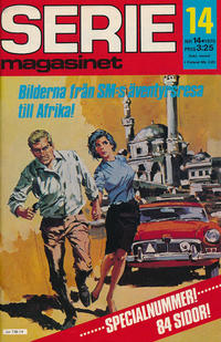 Cover Thumbnail for Seriemagasinet (Semic, 1970 series) #14/1975