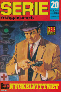 Cover Thumbnail for Seriemagasinet (Semic, 1970 series) #20/1975