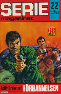 Cover Thumbnail for Seriemagasinet (Semic, 1970 series) #22/1975