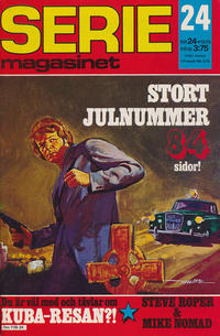 Cover Thumbnail for Seriemagasinet (Semic, 1970 series) #24/1975