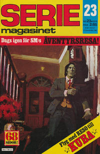 Cover Thumbnail for Seriemagasinet (Semic, 1970 series) #23/1975