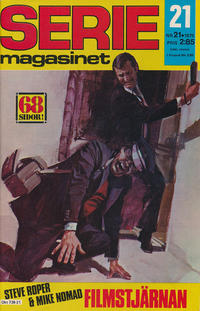 Cover Thumbnail for Seriemagasinet (Semic, 1970 series) #21/1975