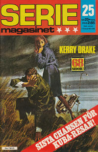 Cover Thumbnail for Seriemagasinet (Semic, 1970 series) #25/1975