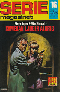 Cover Thumbnail for Seriemagasinet (Semic, 1970 series) #16/1975