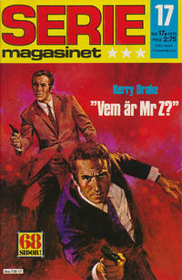 Cover Thumbnail for Seriemagasinet (Semic, 1970 series) #17/1975