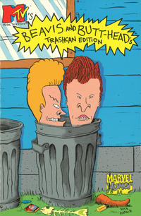 Cover Thumbnail for Beavis & Butt-Head: Trash Can Edition (Marvel, 1994 series)