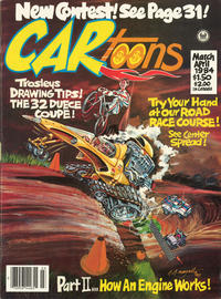 Cover Thumbnail for CARtoons (Petersen Publishing, 1961 series) #[141]