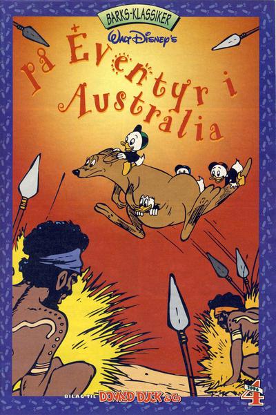Cover for Donald Duck & Co Ekstra [Bilag til Donald Duck & Co] (Hjemmet / Egmont, 1985 series) #4/1996