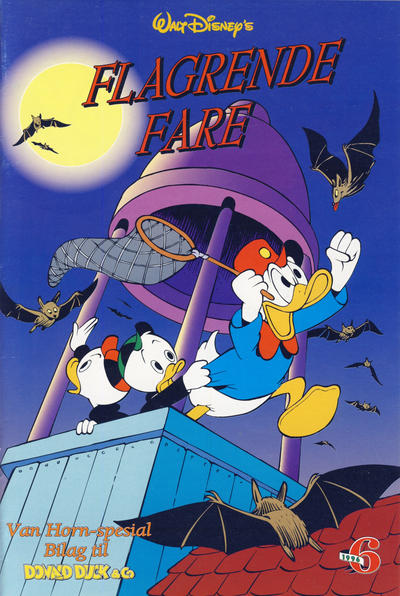 Cover for Donald Duck & Co Ekstra [Bilag til Donald Duck & Co] (Hjemmet / Egmont, 1985 series) #6/1996