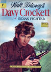 Cover for A Movie Classic (World Distributors, 1956 ? series) #23 - Davy Crockett Indian Fighter