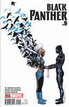 Cover for Black Panther (Marvel, 2016 series) #9